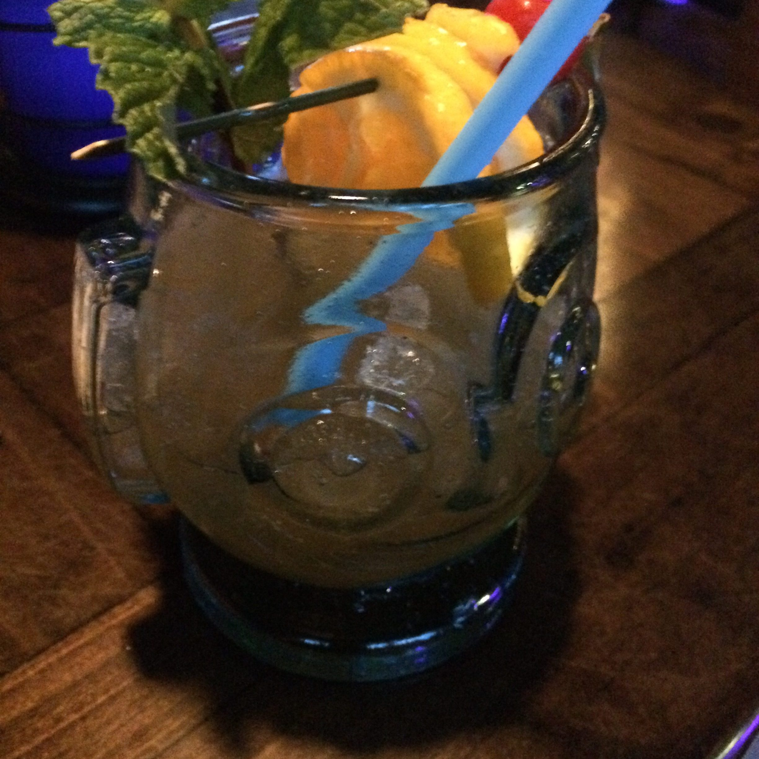 Trader Sam's Cocktail!